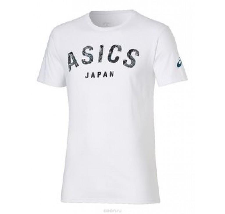 Футболка ASICS CAMOU LOGO SS TOP 131529-0001