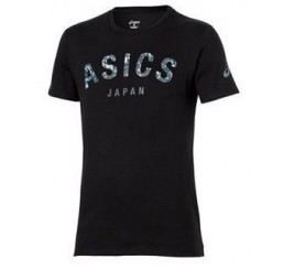 Футболка ASICS CAMOU LOGO SS TOP 131529-0904