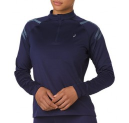 Джемпер ASICS ICON WINTER LS 1/2 ZIP TOP 2012A012-400