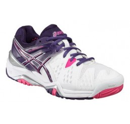 Кроссовки ASICS GEL-RESOLUTION 6  E550Y-0133