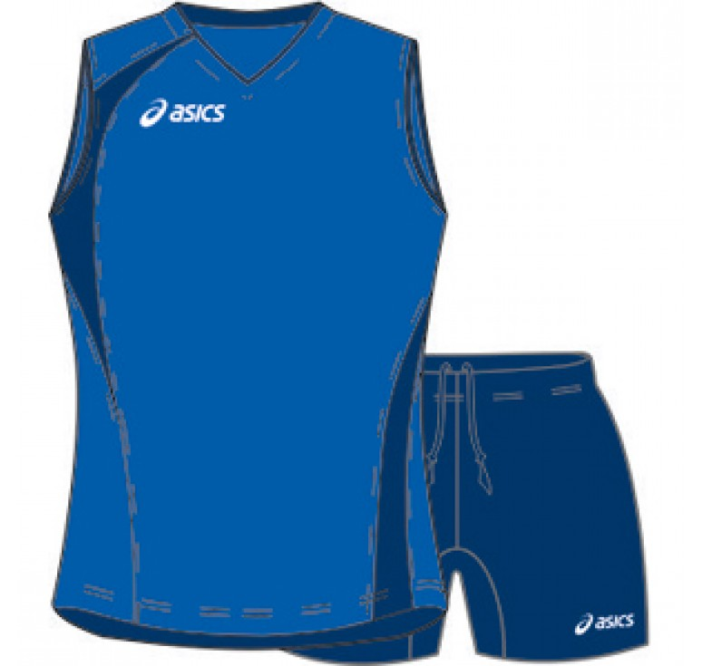 Костюм волейбольный ASICS SET FLY LADY  T226Z1-4350