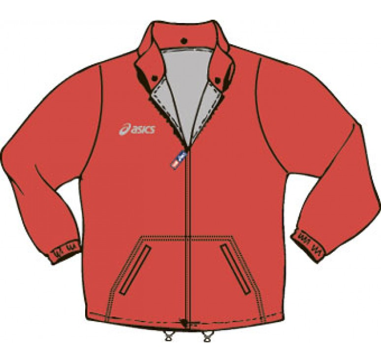 Ветровка ASICS JACKET TIME T555Z2-0026